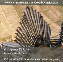 SONS E TIMBRES DO ÓRGÃO IBÉRICO